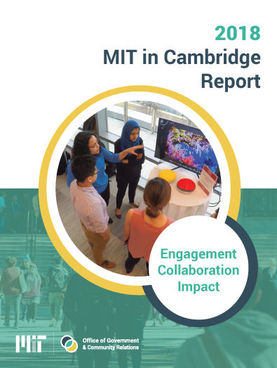 MIT in Cambridge Cover