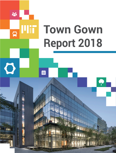Town Gown Cover